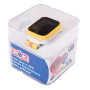 Часы Tiroki GW200S желтые