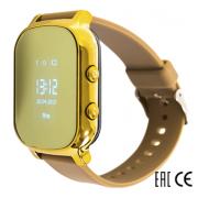 Часы Tiroki T58 золотые