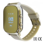 Часы Tiroki T58 серебряные