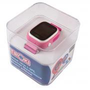 Часы Tiroki Q80 розовые