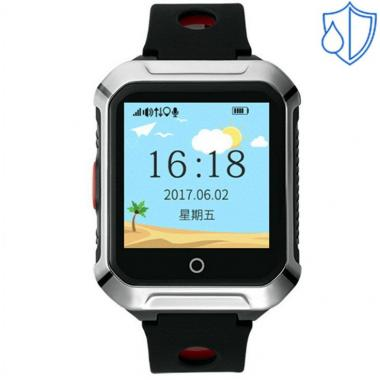 Smart Baby Watch W10 black