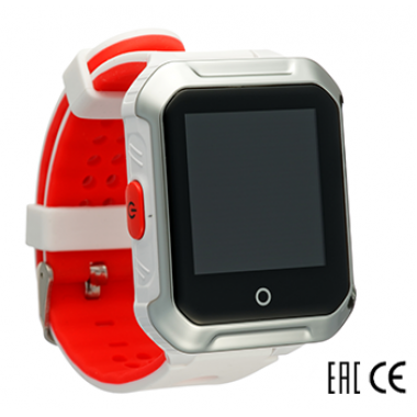 Smart Baby Watch W10 white