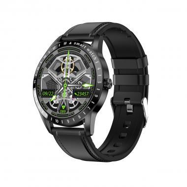 Часы King Wear LA10 черные для мужчин