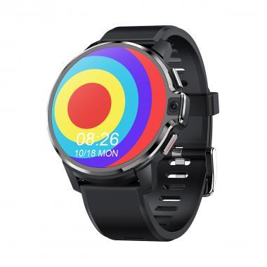 Часы с видеозвонком LEMFO LEMP черные для мужчин