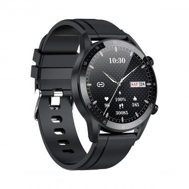 Часы King Wear LW08 черные для мужчин