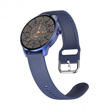 Часы King Wear LW29 синие для мужчин