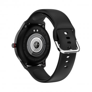 Часы King Wear LW29 черные для мужчин