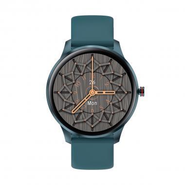 Часы King Wear LW29 зеленые для мужчин