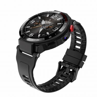 Часы LEMFO LES4 черные для мужчин