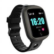 Часы с видеозвонком Tiroki FA66 черные для взрослых
