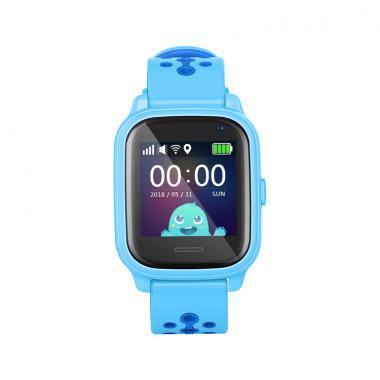 Часы Wonlex KT04 голубые
