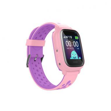 Часы Wonlex KT04 розовые