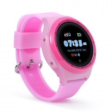 Часы Wonlex KT06 розовые