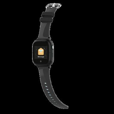 Часы Wonlex KT08 черные для мальчика