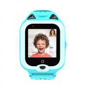 Часы с видеозвонком Wonlex KT22 голубые для мальчика