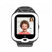 Часы с видеозвонком Wonlex KT23 черные для мальчика