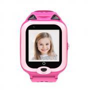 Часы с видеозвонком Wonlex KT22 розовые для девочки