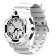 Часы с видеозвонком Wonlex KT25 белые для девочки
