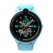 Часы с видеозвонком Wonlex KT26 голубые для мальчика