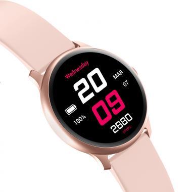 Часы King Wear KW13 розовые