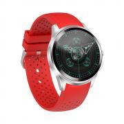 Часы King Wear LT10 красные для мужчин
