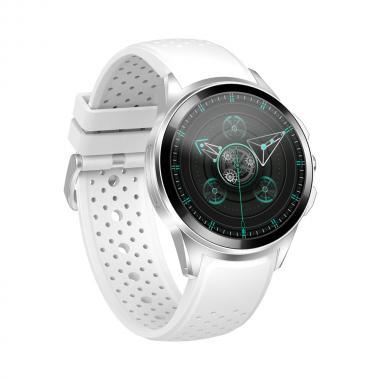 Часы King Wear LT10 белые для мужчин