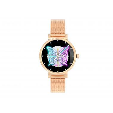 Часы King Wear LW06 золотые