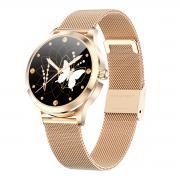 Часы King Wear LW07 золотые