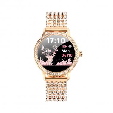 Часы King Wear LW20 pro золотые