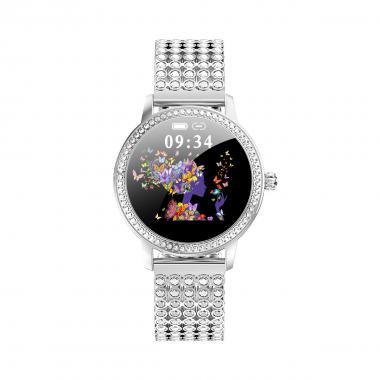 Часы King Wear LW20 pro серебряные