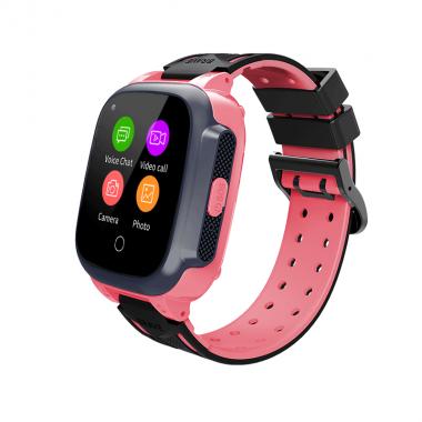 Часы  с видеозвонком Tiroki Q700 Розовый