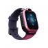 Cмарт часы для детей Tiroki Q900 с видеозвонком и телефоном для девочки 5-11 лет розовые