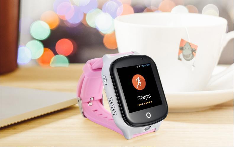 GPS-трекеры в умных часах для детей
