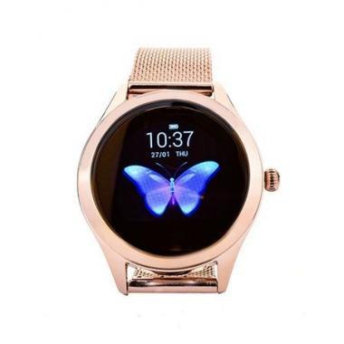 Часы King Wear KW10 золотые