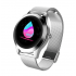 Часы King Wear KW10 серебряные
